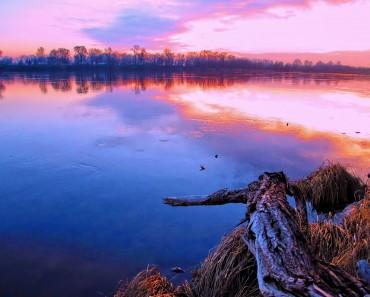 landscape photography - river -2560 x1920